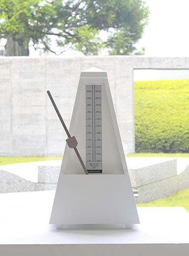 自然を測るメトロノーム