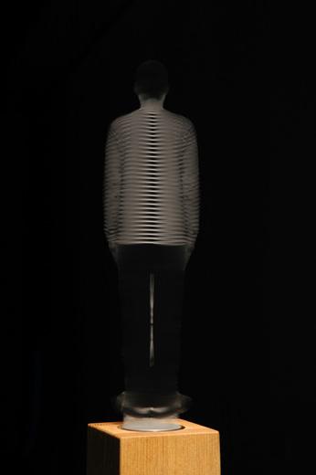 figure of the back view yasuhiro suzuki